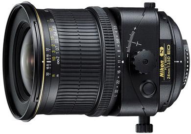 Nikon 24mm f/3.5D ED PC-E Tilt-Shift