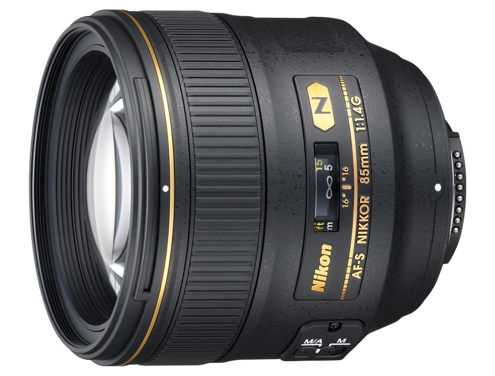 Nikon 85mm f/1.4G AF-S Lens