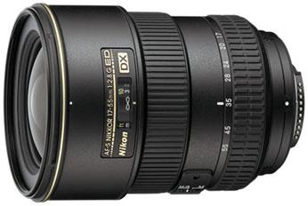 Nikon 17-55mm f/2.8G AF-S DX IF-ED