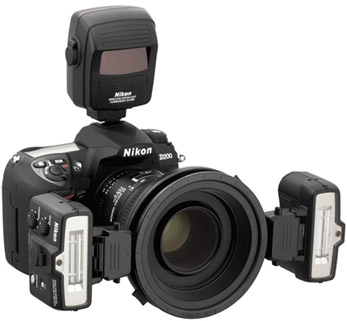 Nikon R1C1 Wireless Close-Up Flash