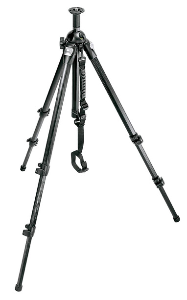 Manfrotto 055MF3 3-Section MagFiber Tripod