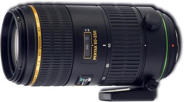 Pentax 60-250mm f/4 ED DA* SDM Autofocus Lens