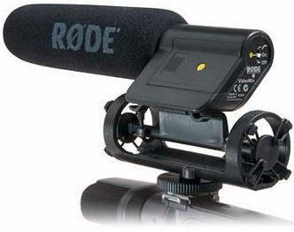Rode VideoMic Hotshoe Mounted Shotgun Microphone