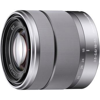 Sony E-Mount 18-55mm f/3.5-5.6