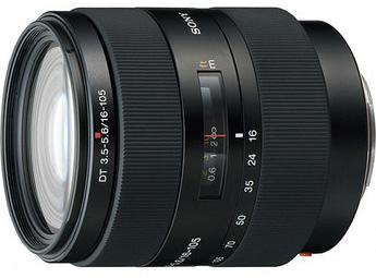Sony 16-105mm f/3.5-5.6(D) AF DT