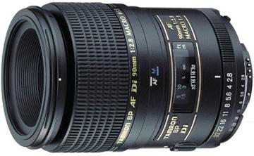 Tamron 90mm f/2.8 Di SP Macro for Nikon