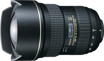 Tokina ATX AF 16-28mm f/2.8 Pro FX for Nikon