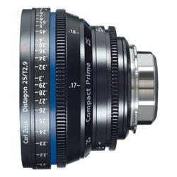 Zeiss Compact Prime CP.2 25mm/T2.9 PL Mount