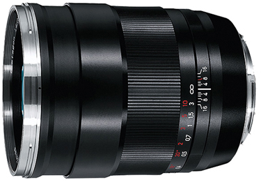 Zeiss 35mm F/1.4 Distagon T* Lens for Canon EF