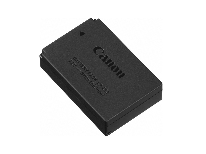 Extra LP-E12 Battery for Canon SL1, EOS-M