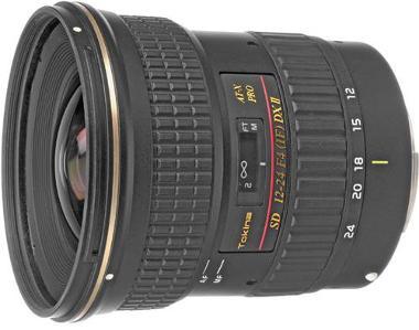 Tokina 12-24mm f/4 AT-X 124 AF Pro DX II Lens for Canon