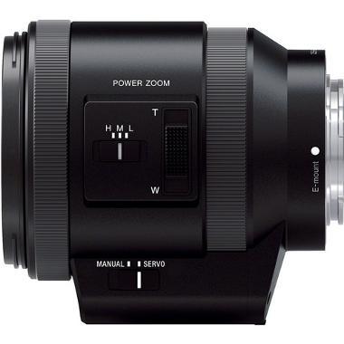 Sony E-Mount 18-200mm f/3.5-6.3 PZ OSS Lens