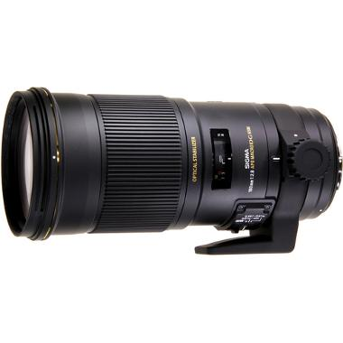 Sigma 180mm f/2.8 APO Macro EX DG OS HSM for Nikon