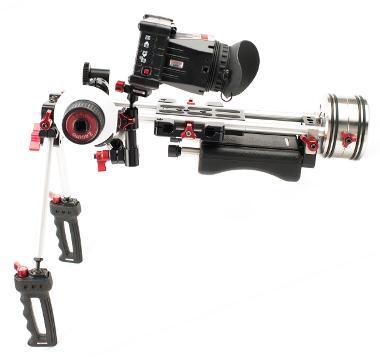 Zacuto FS100/FS700/F3 Shoulder-Mounted Support System