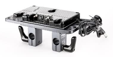Anton Bauer Battery Mount for Blackmagic Cinema Camera