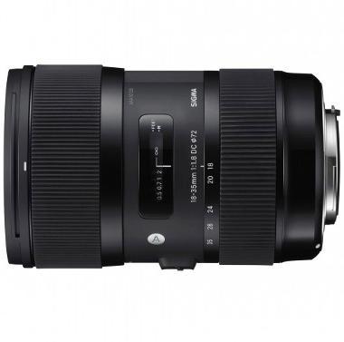 Sigma 18-35 f/1.8 DC HSM for Nikon