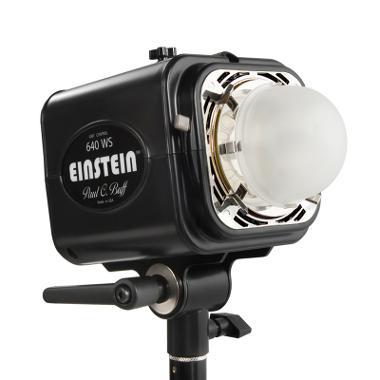 Einstein 640W/s Flash