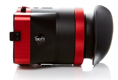 Deity Mira Viewfinder Loupe for Canon C300/C500