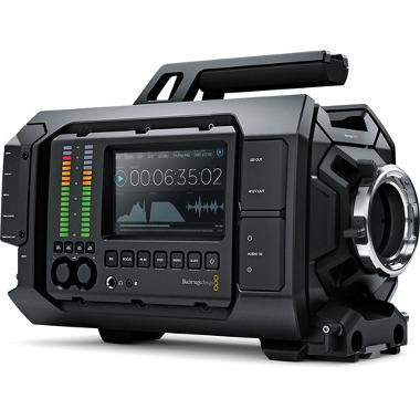 Blackmagic URSA 4K Digital Cinema Camera (PL Mount)