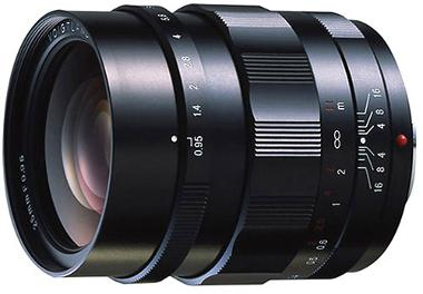 Voigtlander Nokton 25mm f/0.95 For Micro 4/3