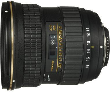 Tokina 11-16mm f/2.8 AT-X 116 Pro DX-II for Nikon