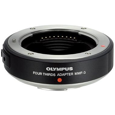 Olympus MMF-3 Four Thirds Lens to Micro 4/3 Mount Adapter