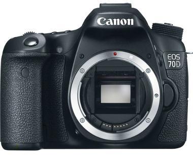 Canon EOS 70D Digital SLR